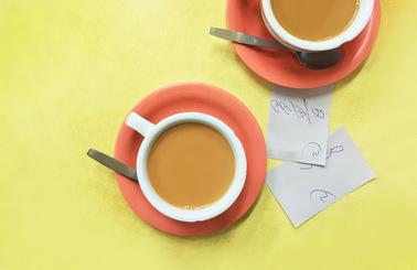豪華咖啡茶廳