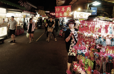 Nan Ji Chang Night Market